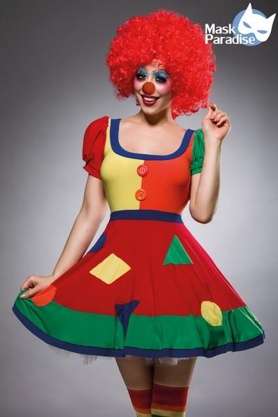 Funny Clown Komplettset