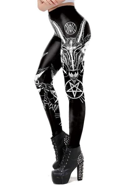 Devil leggings