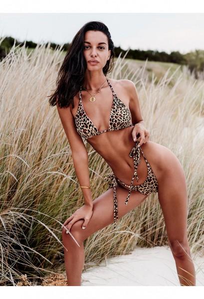 California bikini leo/coral - reversibel