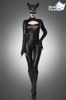 Sexy catwoman suit
