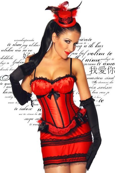 Burlesque-Corsage