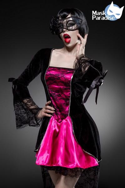 Exklusives Gothic Vampire Kostüm-Set