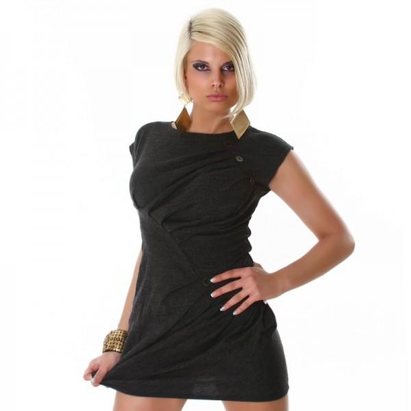Black Mini party-Kleid