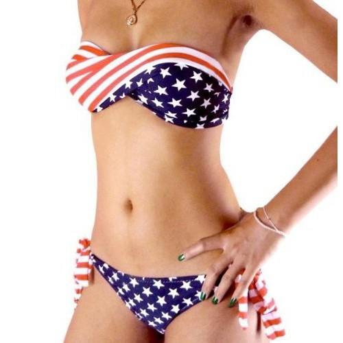 Twisted USA Bikini