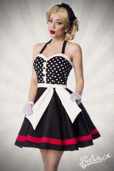 Retro Neckholder Kleid